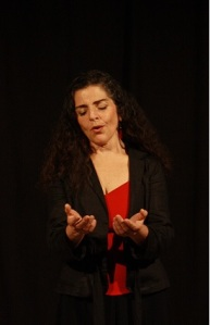 Gabriela Spectacle Nazim Hikmet