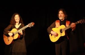 Gabriela Barrenechea et Lionel Salmon Spectacle Nomades