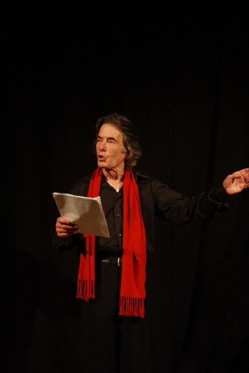 Donne moi de mes nouvelles ou les Dits d'Allain Leprest le 1er décembre au Petit théâtre de Pouancé